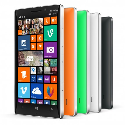 Lumia 930 Press Shot